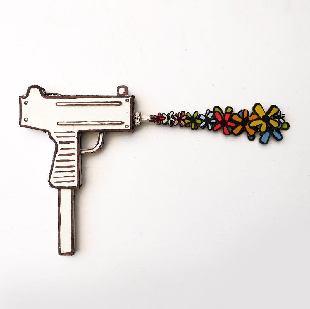 UZI Flower Shooter #1