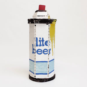 Generic Lite Beer Spray Can - On Sale!