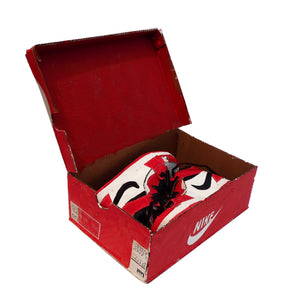 Nike Air Jordan - in box
