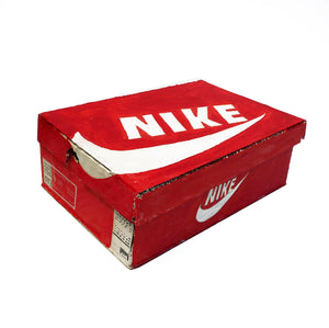Hand Made Nike Shoe Box