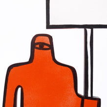 Load image into Gallery viewer, Cyclops Protest #3 - Orange