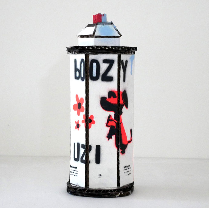 Boozy Uzi Limited Edition