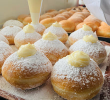 Load image into Gallery viewer, Limoncello Doughnuts