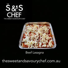 Load image into Gallery viewer, Gluten- Free  Beef Lasagna