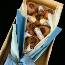 Load image into Gallery viewer, Cannoli & Nutella Delight Bouquet