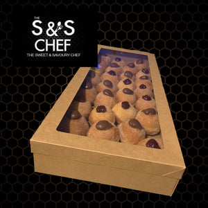 Catering Pack - Assorted Doughnut Box
