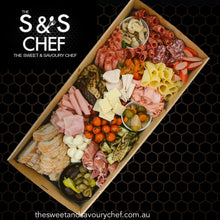 Load image into Gallery viewer, The S&S Chef Antipasto Box.
