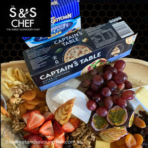 The S&S Cheese Platter