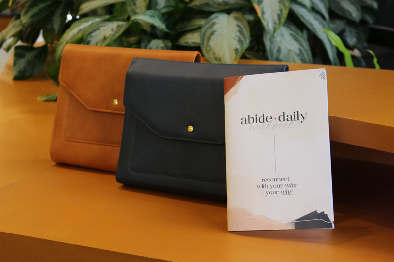 Starter Set  |  Abide·Daily: The Devotional Lifestyle Planner