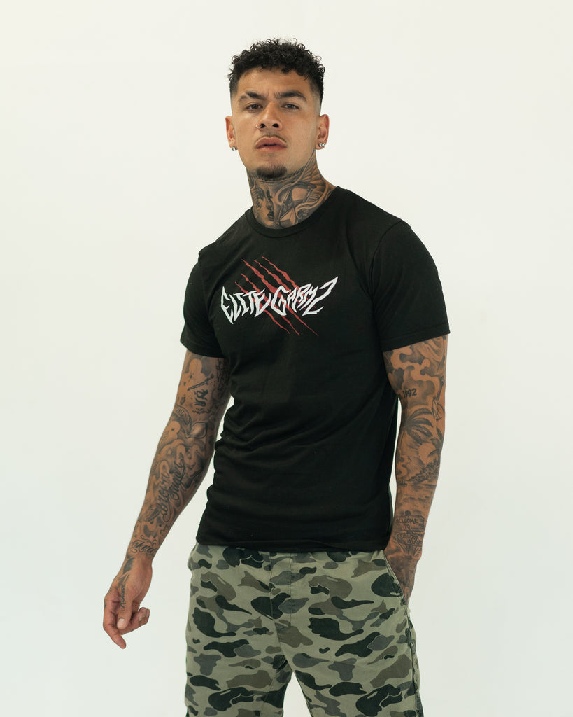 Claw T In Black - Elitegarmz
