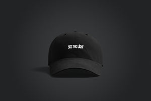 SEE THE LIGHT DAD HAT