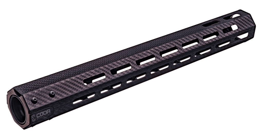 Coda Evolution Lightning Carbon Fiber Handguard