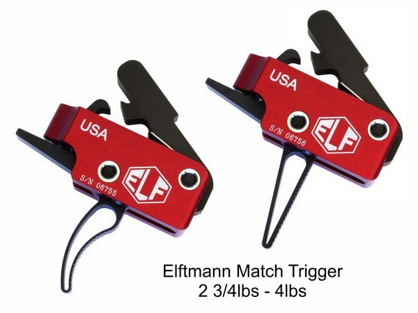 Elftmann Tactical AR15 Match Trigger