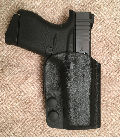 Ready Tactical Glock 43 Belt/Paddle Holster