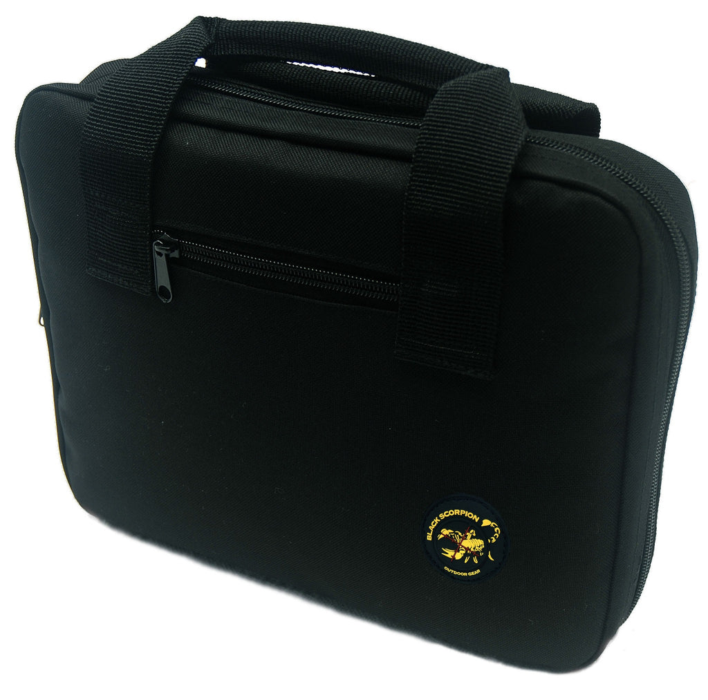Black Scorpion Single Pistol Case