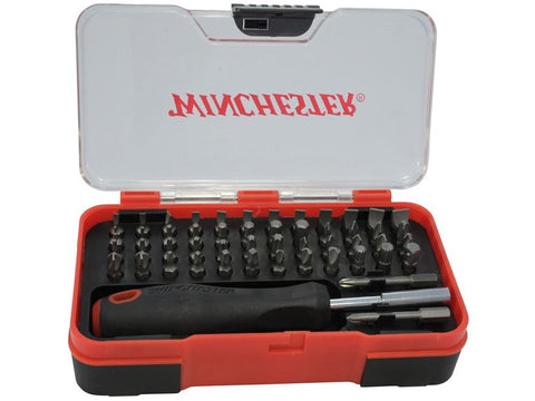 Winchester Gunsmith 51 Piece Screwdriver Set