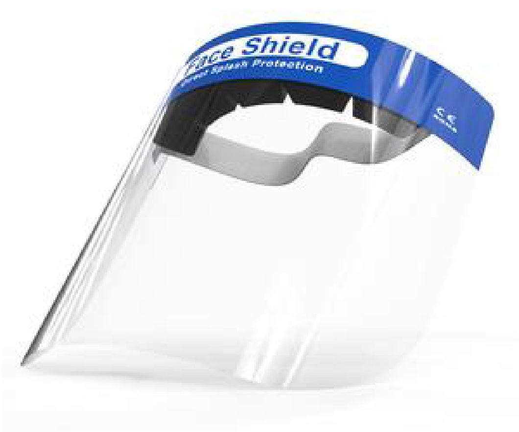 Face Shield | 10 Pieces Per Bag