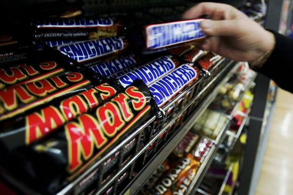 What is the Britain's Favourite Chocolate Bar