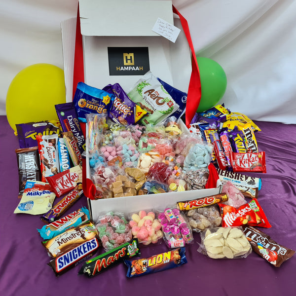 Mega Combo Sweet Chocolate Hamper