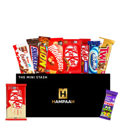 Mini Chocolate Bar Variety Box