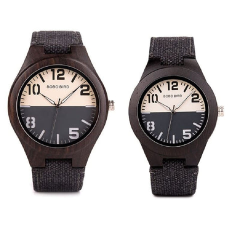 Montre Couple Bicolore Insta-Couple