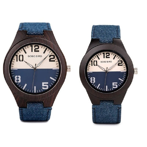 Montre Couple Jean's Insta-Couple