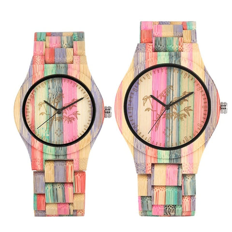 Montre Couple Natural Time Insta-Couple
