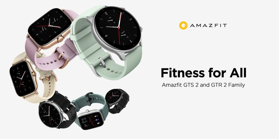 Amazfit GTR 2e and GTS 2e smartwatch launching on  19th January in India