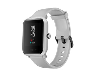Amazfit Bip S Smart Watch with Built -in GPS, Long Battery Life smartwatch Amazfit India White Rock