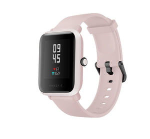 Amazfit Bip S Smart Watch with Built -in GPS, Long Battery Life smartwatch Amazfit India Warm Pink