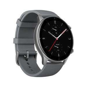 Amazfit GTR 2e Always-on Display, SpO2 & Stress Monitor, Built-in GPS - Amazfit India