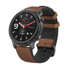 Amazfit GTR 42mm with 26 PPI AMOLED Display smartwatch amazfit.india