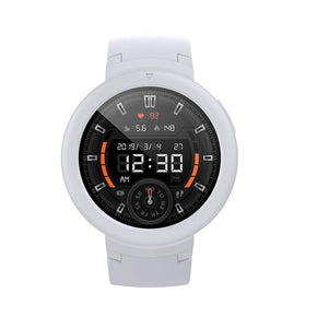 Amazfit Verge Lite GPS Smartwatch with AMOLED Display smartwatch Amazfit India Snowcap White