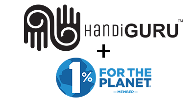 HandiGuru partners with One Percent for the Planet