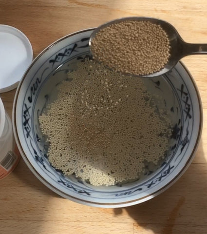 How to test expired yeast