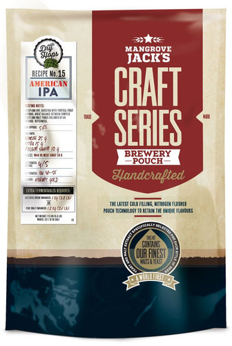 Mangrove Jack's Craft Series American IPA Beer Kit - Almost Off Grid