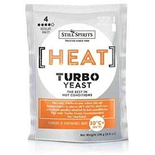 Still Spirits Heat Turbo Yeast (138g) - Almost Off Grid