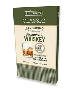 Still Spirits Classic Irish Whiskey Shamrock Flavouring - Almost Off Grid