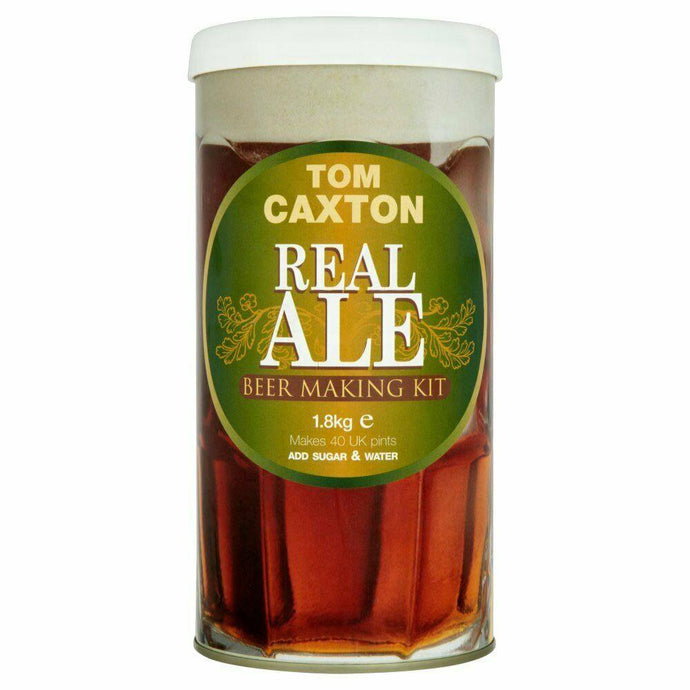 Tom Caxton Real Ale Kit - Almost Off Grid
