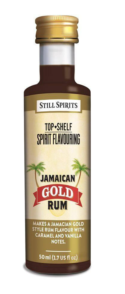 STILL SPIRITS Top Shelf Jamaican Gold Rum Spirit Flavouring