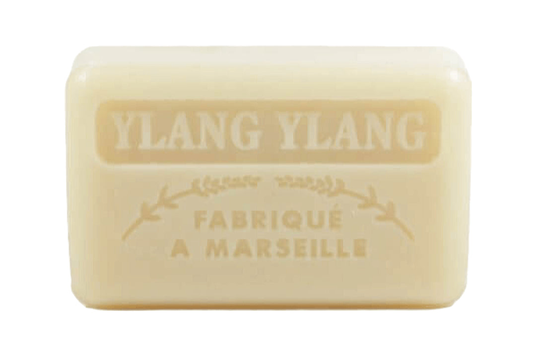 Savon de Marseille Ylang Ylang French Market Soap