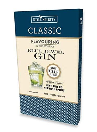 Still Spirits Classic Blue Jewel Gin Flavouring - Almost Off Grid