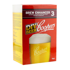 Coopers Cooper's Brew Enhancer No 3 (1kg) - Almost Off Grid