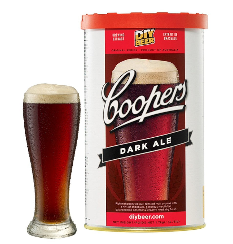 Coopers Cooper's Classic Dark Ale Kit - Almost Off Grid