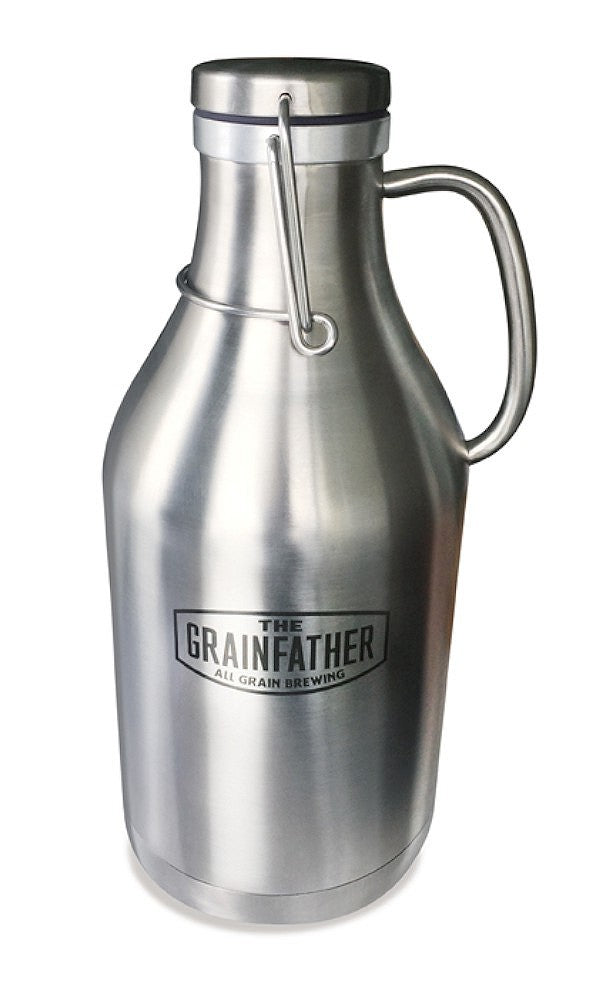 The Grainfather The Grainfather Stainless Steel Swing Top Growler - Almost Off Grid
