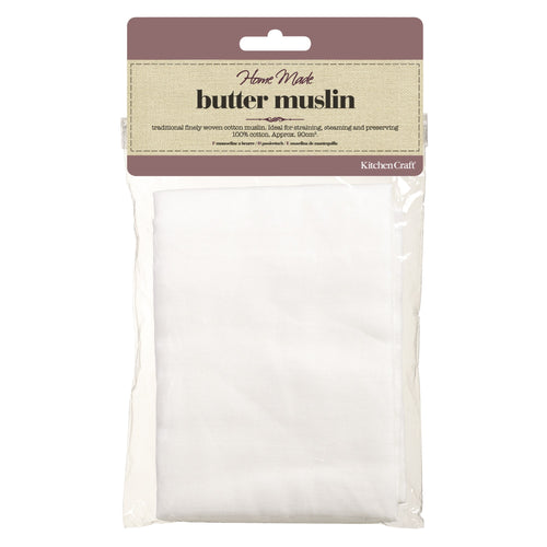 KitchenCraft Butter Muslin - Almost Off Grid