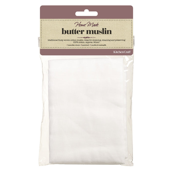 Kitchen Craft Butter Muslin - Almost Off Grid
