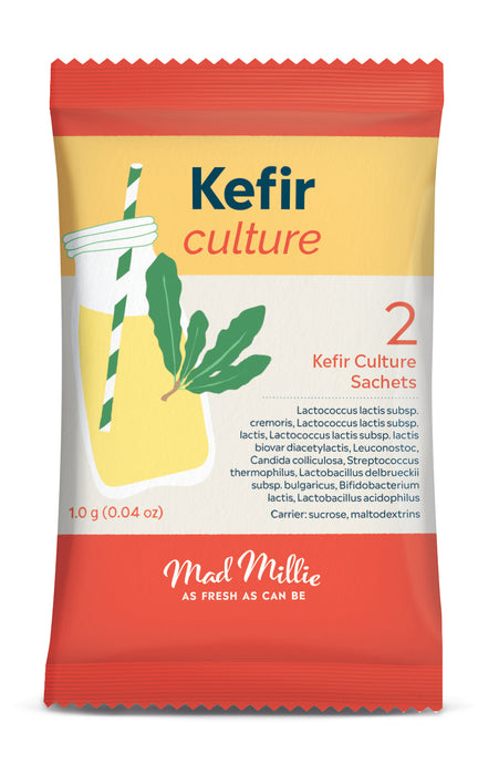 Mad Millie Kefir Culture Blend (2 Packs) - Almost Off Grid