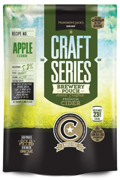 Mangrove Jack's Craft Series Apple Cider Kit - Almost Off Grid