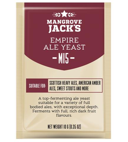 Mangrove Jack's Craft Series M15 Empire Ale Yeast - Almost Off Grid